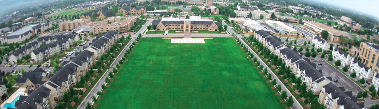 chapman commons aerial